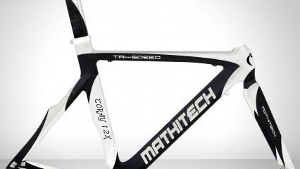 mathitech tri-speed black white