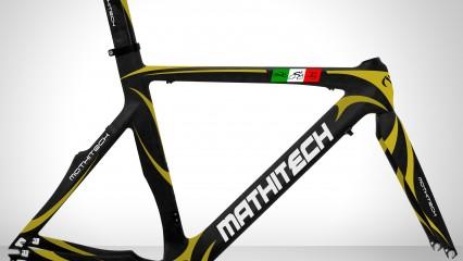 Mathitech tri-speed gold